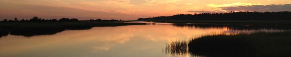 Sunrise Flax Pond, NY